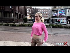 Wonky Chessie Kay Public Pissing