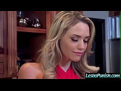 (casey&mia) Horny Lez Get Punish With Toys By Mean Lesbo Clip-14