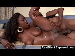 RealBlackExposed - Aryana Starr Twerks On Her Man's Thick Cock