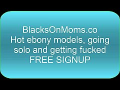 Chloey Black Gets Fucked by 2 Black Studs - BlacksOnMoms.co