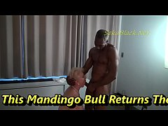 The Interracial Mandingo Bull Comes Back To Oil Up Seka