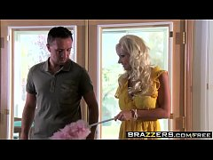 Brazzers - Milfs Like it Big - Brittany Andrews and Keiran Lee - She Maid Me Fuck Her Ass