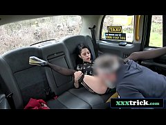 Petite British Minx Tries Anal With Horny Taxi Driver - Myla Elyse