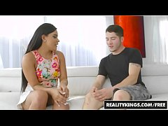 RealityKings - 8th Street Latinas - Charlamagne Gabby Martinez - The Pussy Wall