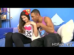 Worthy looking amateur babe enjoys blow job games gives a great blow