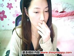 Clip sex webcam chinese girl big tits