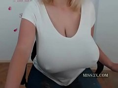 my huge tits under croptop for you make some fantasies