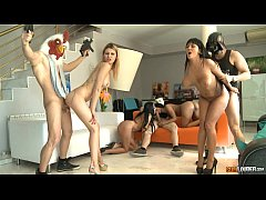 Anissa Kate Harlem Shake XXX Version