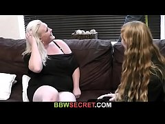Her cheating hubby screwing fat plumper
