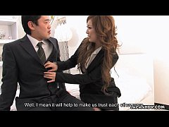 Lady Aiko getting creamed as a sign of trust