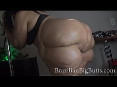brazilianbigbutts.com pawg oiled clapping