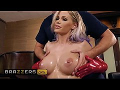 Baby Got Boobs - (Jessa Rhodes, Keiran Lee) - Lovely In Latex - Brazzers