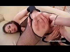 Arwen Gold and Tarra White [фистинг, анал, hard, fisting, extreme pussy insertion, deep anal, gape,