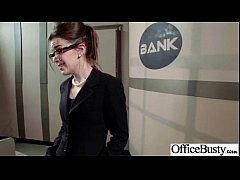 Big Tits Girl (bridgette b) Get Seduced And Banged In Office movie-09