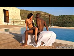 HD African Sex Style Outdoor