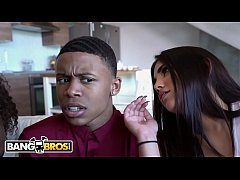 BANGBROS - Step Brother Lil D Gets To Fuck His Hot White Step Sister Julz Gotti