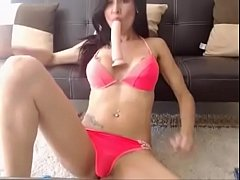 Andrea lovely webcam show  - watch more at www.foxycams.online