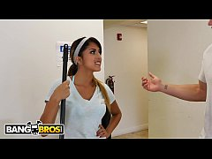 bangbros - teen latina maid sophia leone fucked by j-mac