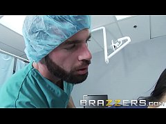 Doctors Adventure - (Shazia Sahari) - Doctor pounds Nurse while patient is out cold - Brazzers