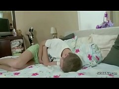 Sister and Step-Bro First Fuck Together when pa...