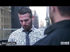 Men.com - (Alex Mecum, Chris Harder) - Married Men Part 3 - Str8 to Gay