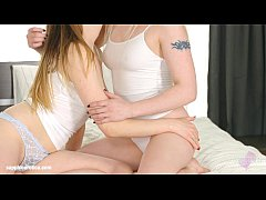 internet love by sapphic erotica - samantha bentley and lola taylor have steamy