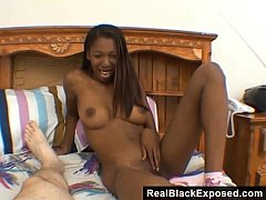Her First White Dick