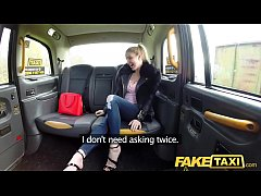HD Fake Taxi Blue eyed Scottish babe loves rough fucking on back seat of taxi