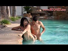 latina pool teens the in and fucks underwater janeth rubio sexmex