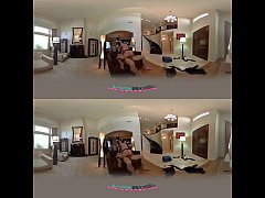 SexLikeReal-Nikki's Giving You a Raise (Voyeur) VR360 30 FPS VRHush
