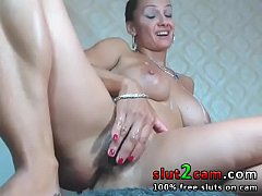 Latina MILF Squirting Loads Of Hot Juicy Cream From www.slut2cam.com