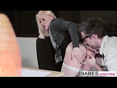 Babes - Office Obsession - (Lutro, Lola Taylor) - Necklace