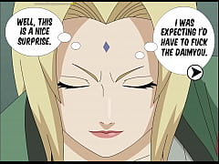 HD Tsunade In Debt