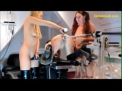 Girls4cock.com *** Elise Loves the Fuckmachine
