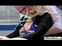 Sex In Office With Big Round Tits Naughty Hot Girl (julie cash) movie-16