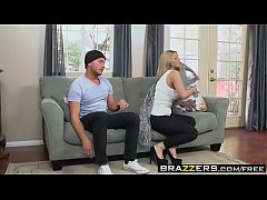 Brazzers - Dirty Masseur - A Stepsons Duty scene starring Brooklyn Chase and Van Wylde