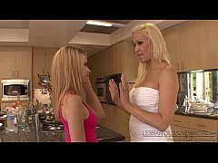 Mae Olsen and Avya Delane - Lesbian Older Younger