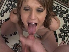Blonde slut getting fucked hardcore