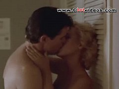 Virginia Madsen pussy and tits licked