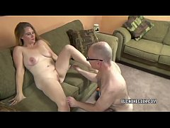 Busty babe Dani Arcadia is taking some dick from a geek