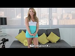 HD CastingCouch-X - Katerina Kay fucked on the casting couch express