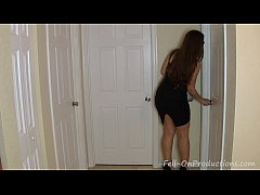 Madisin Lee in Mom spies on son in the shower. ...