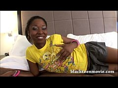 Young Cute ebony teen fucked in hotel in Amateur Teen Video