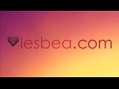 Lesbea - Blonde angels make love