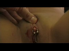 young girl get clit piercing