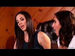 April O'Neil and Jelena Jensen at Mommy's Girl