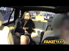 HD Fake Taxi Back ally fuck for hot nymphomaniac
