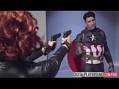 xxx porn video - captain america a xxx parody