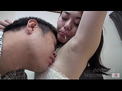 new ! (VOD)Dog Sniffing Beauty Witch 4 Saliva-smelling erection nipple① saliva r