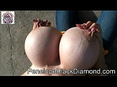 Penelope Black Diamond Outdoor- Feet Preview